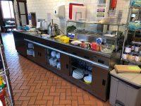 Severn Valley Railway food prep area