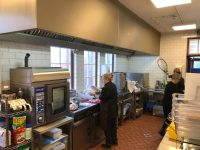 Severn valley railway kitchen